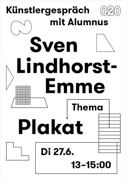 Sven Lindhorst-Emme_Plakat A3