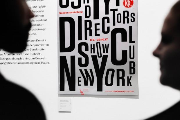 63. Type Directors Club New York Show In Kooperation mit der FH Bielefeld, Fachbereich Gestaltung